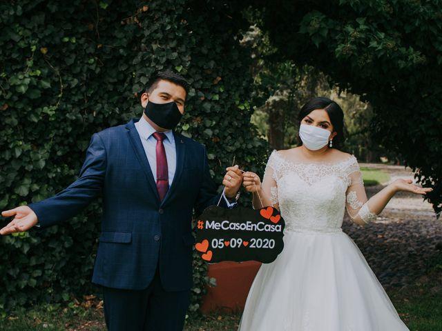 La boda de Miguel y Dunnia