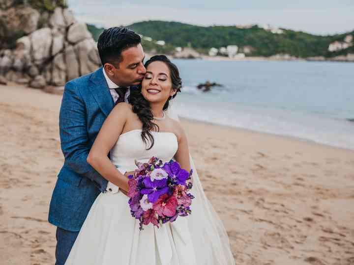 La boda de Mayra y Ricardo