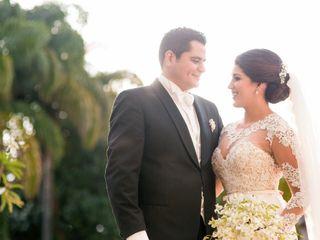 La boda de Sergio y Stacey
