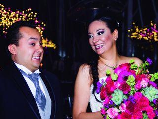 La boda de Alejandra y Juan José