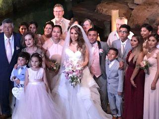 La boda de Nohelia y Santos  1