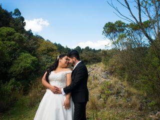 La boda de Yuleina y Luis
