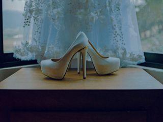 La boda de Karina y Irving 1