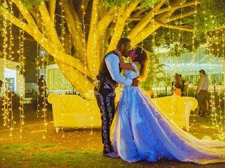 La boda de Karina y Irving