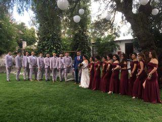 La boda de Fabiola y Saúl