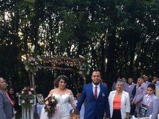 La boda de Fabiola y Saúl 2