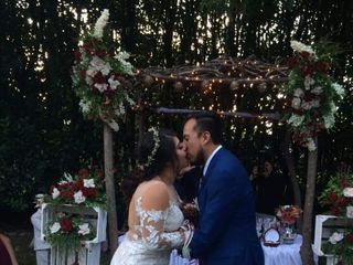 La boda de Fabiola y Saúl 3