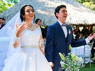 La boda de Monserrat y Marcos
