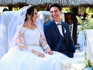 La boda de Monserrat y Marcos 2