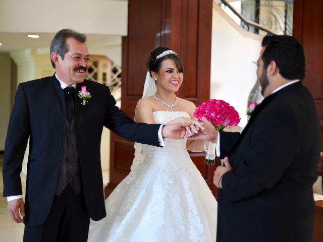 La boda de Denisse y Eduardo