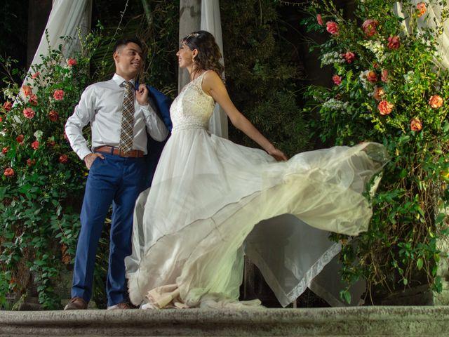 La boda de Jassel y Alejandro