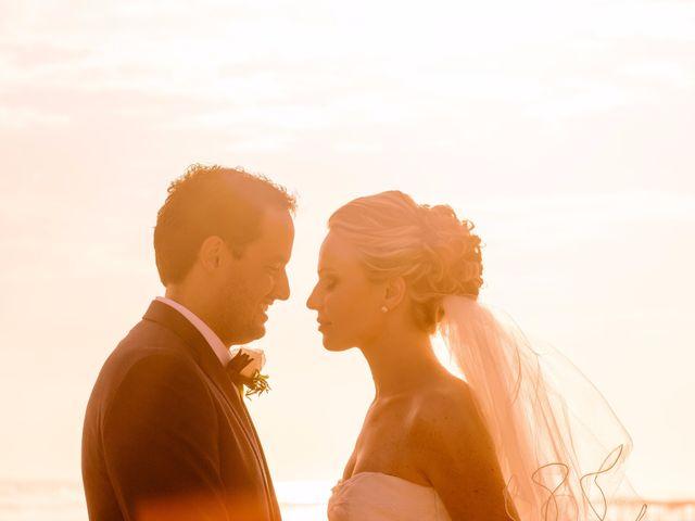 La boda de Lisa y Alex