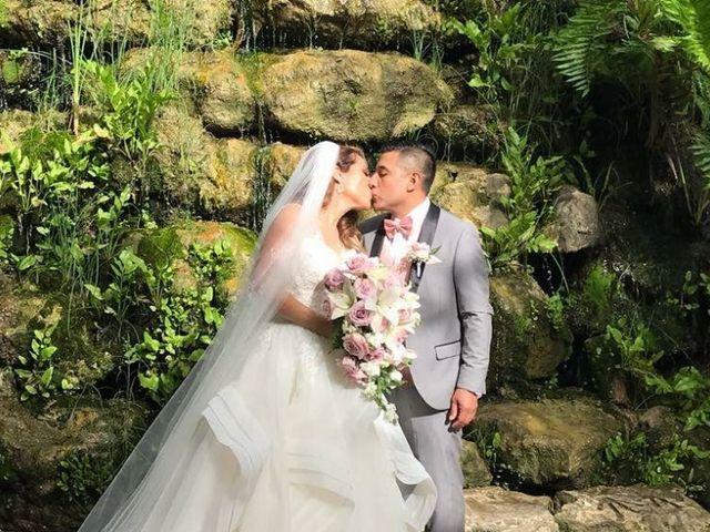 La boda de Nohelia y Santos