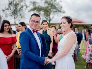 La boda de Alondra y Alejandro