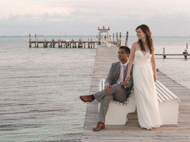 La boda de Magaly y Gabriel