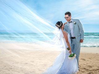 La boda de Marlen y Enrique