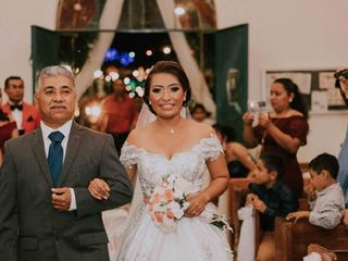 La boda de Yessica y Javier 1