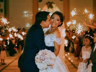La boda de Yessica y Javier 2