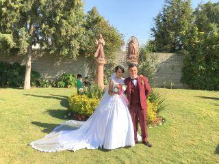 La boda de Alejandro Simón y Alejandra de la Luz 2