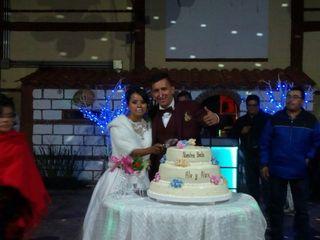 La boda de Alejandro Simón y Alejandra de la Luz 3
