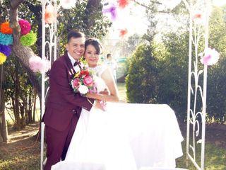 La boda de Alejandro Simón y Alejandra de la Luz