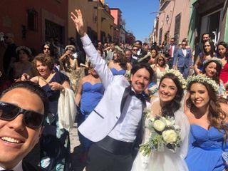 La boda de Lash y Oscar