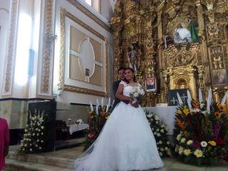 La boda de Alejandra  y Alfonso 2