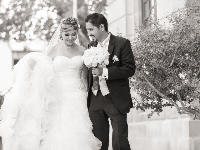 La boda de Edna y Ricardo