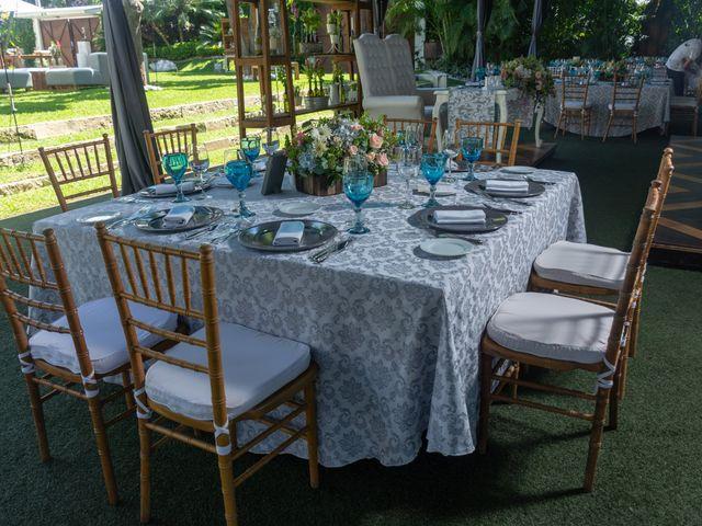 La boda de Héctor y Sara en Jiutepec, Morelos 4