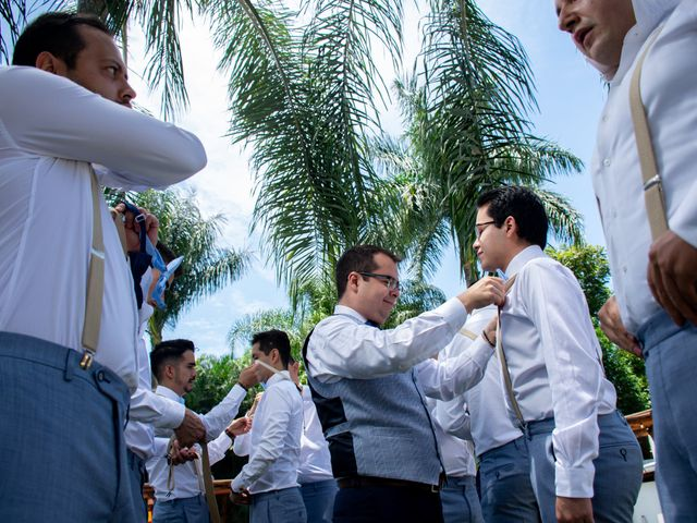 La boda de Héctor y Sara en Jiutepec, Morelos 24