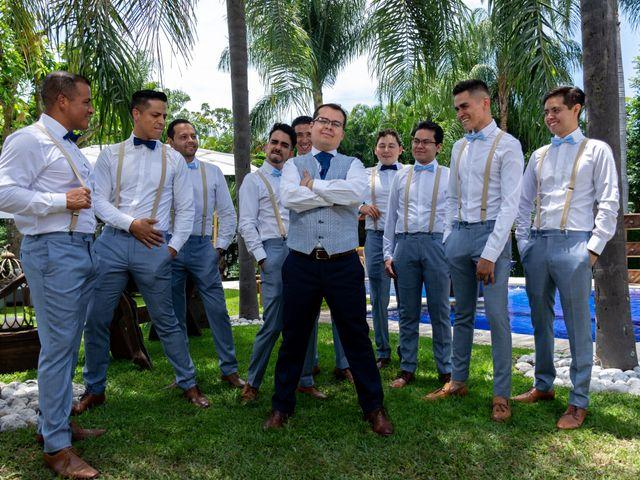 La boda de Héctor y Sara en Jiutepec, Morelos 25