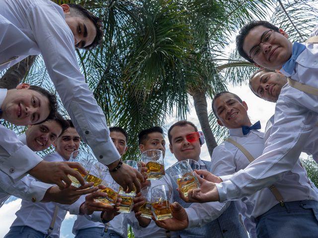 La boda de Héctor y Sara en Jiutepec, Morelos 29