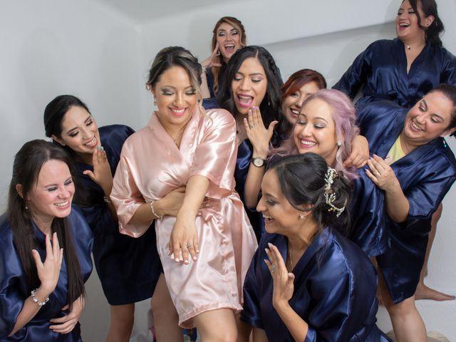 La boda de Héctor y Sara en Jiutepec, Morelos 34