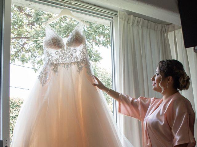 La boda de Héctor y Sara en Jiutepec, Morelos 36