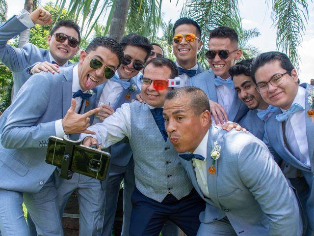 La boda de Héctor y Sara en Jiutepec, Morelos 37