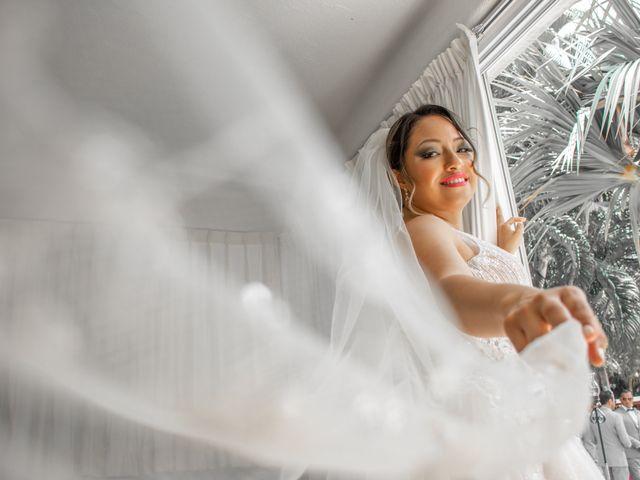 La boda de Héctor y Sara en Jiutepec, Morelos 40