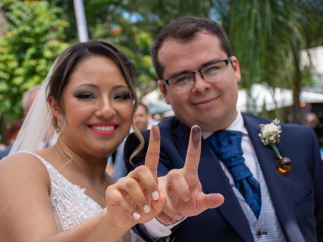La boda de Héctor y Sara en Jiutepec, Morelos 42