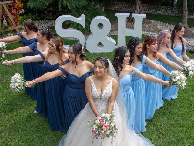 La boda de Héctor y Sara en Jiutepec, Morelos 46