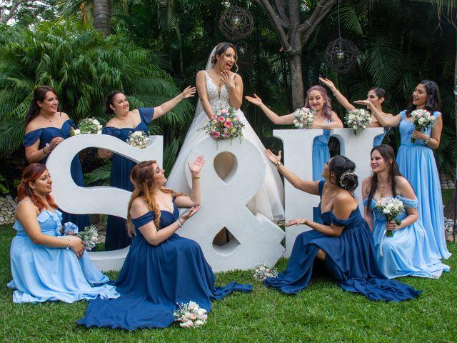 La boda de Héctor y Sara en Jiutepec, Morelos 47