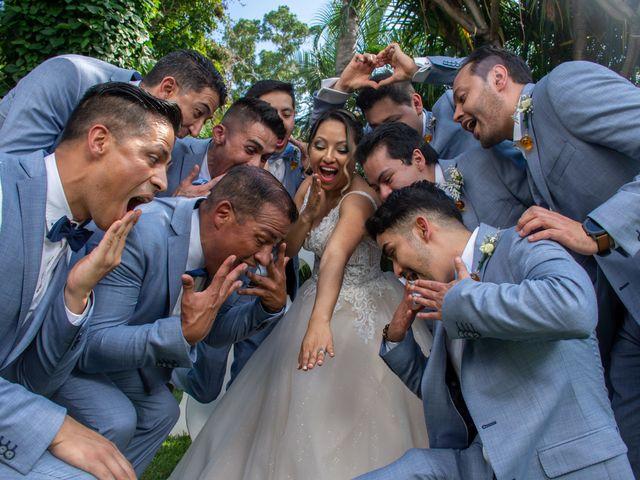 La boda de Héctor y Sara en Jiutepec, Morelos 49