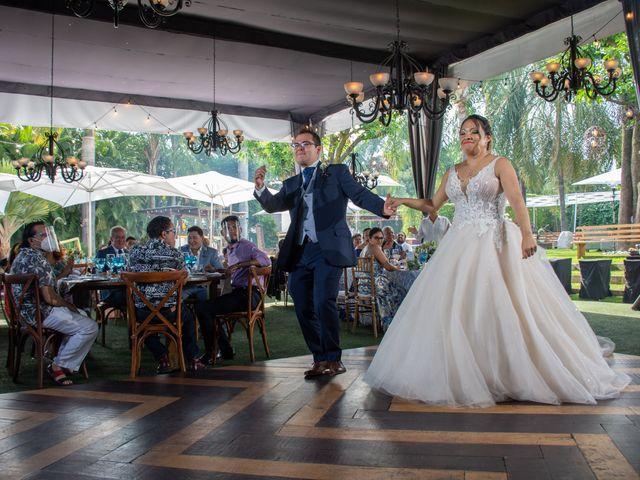 La boda de Héctor y Sara en Jiutepec, Morelos 50