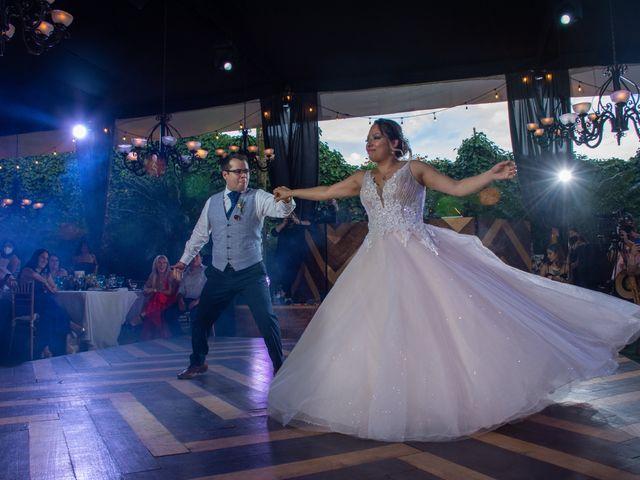 La boda de Héctor y Sara en Cuernavaca, Morelos 57