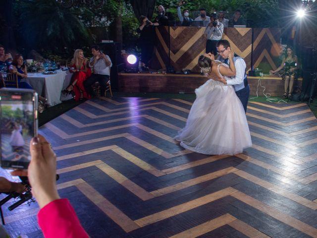 La boda de Héctor y Sara en Cuernavaca, Morelos 58
