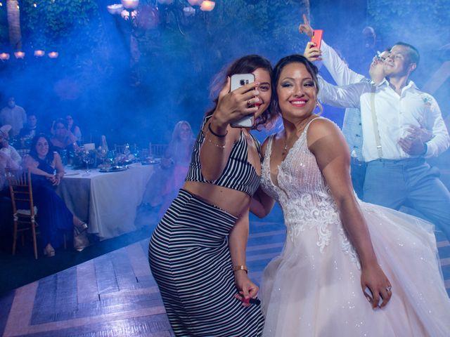La boda de Héctor y Sara en Jiutepec, Morelos 60