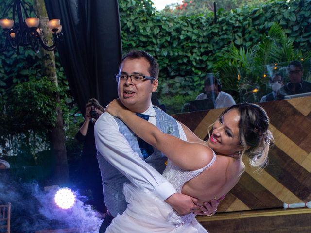 La boda de Héctor y Sara en Jiutepec, Morelos 61