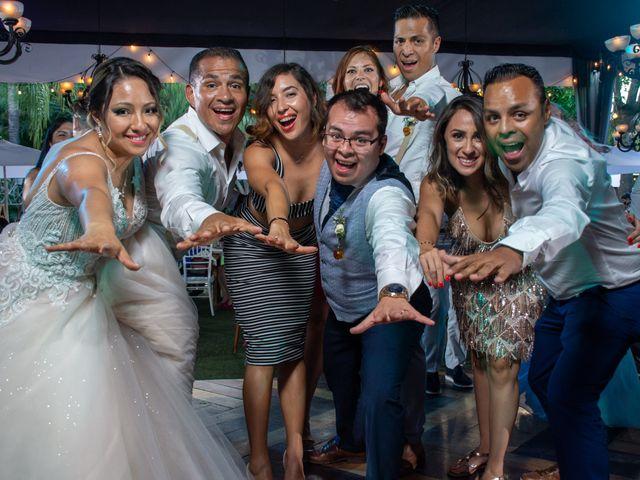La boda de Héctor y Sara en Jiutepec, Morelos 62