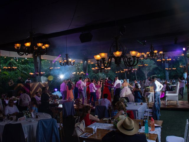 La boda de Héctor y Sara en Jiutepec, Morelos 64