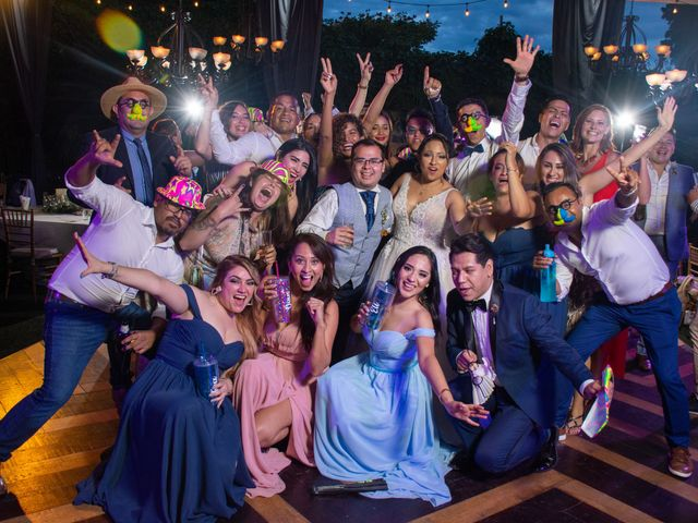 La boda de Héctor y Sara en Cuernavaca, Morelos 65