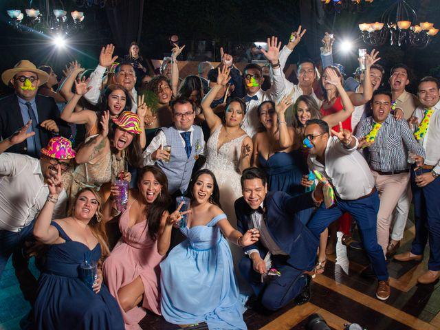 La boda de Héctor y Sara en Jiutepec, Morelos 66