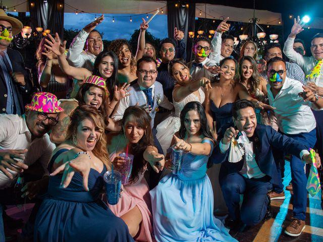 La boda de Héctor y Sara en Jiutepec, Morelos 67